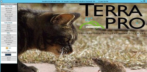 TerraPro Pet Cremation Software