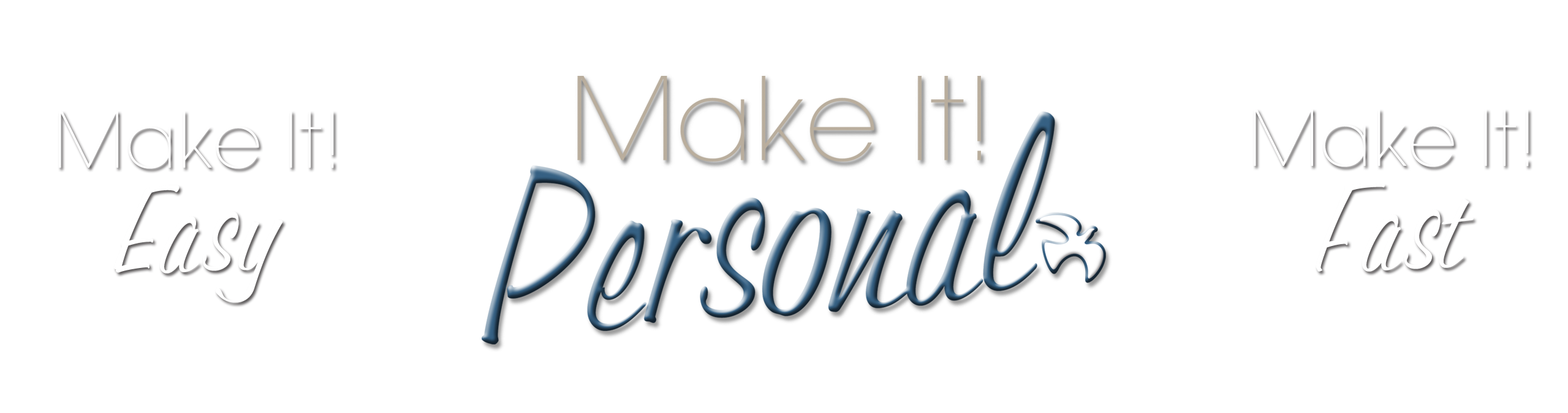 Make it! Personal